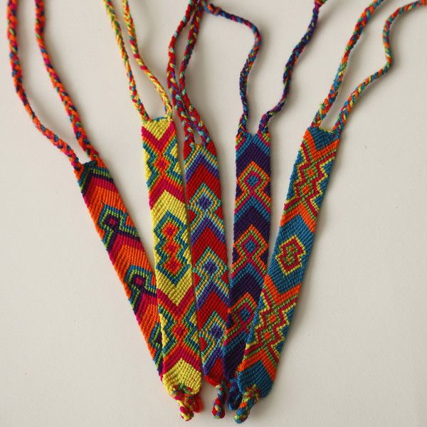 Authentic Wayuu Bracelets Tribe Handmade Bohemian Bags At 8 00 We Offer International Shipping