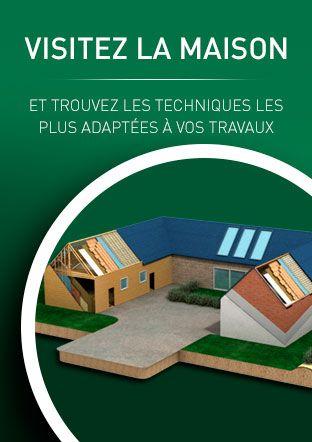 Technichanvre, Les solutions chanvre pour le bâtiment, Technichanvre