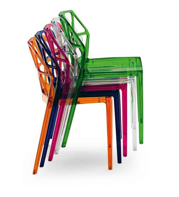 impressionnant chaise colore - Chaise Coloree