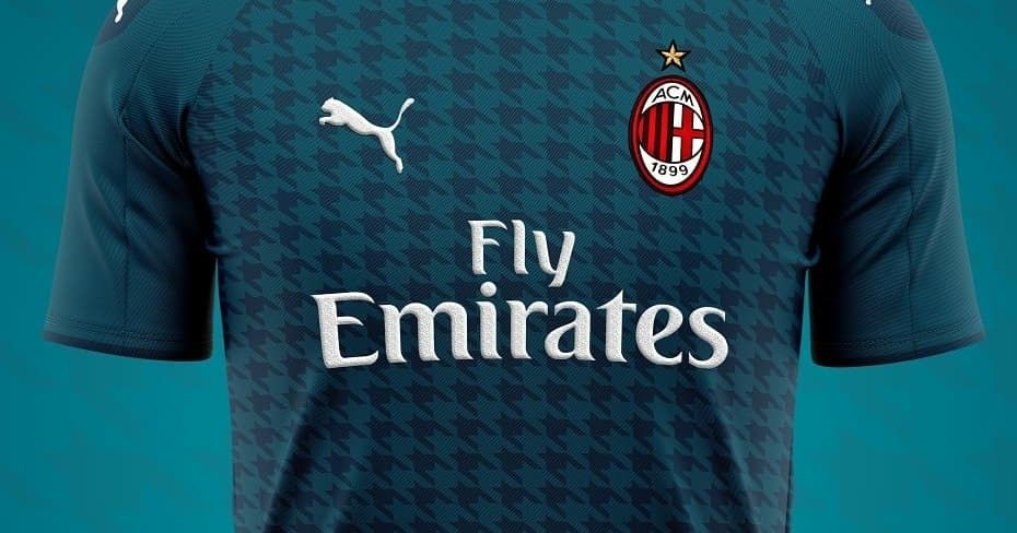 Ac Milan Kit 202021 Di 2020