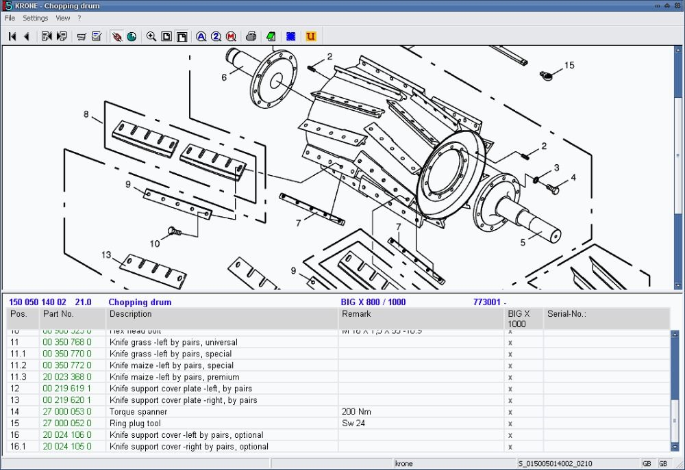 Krone Spare Parts Catalog For Agriculture 2013 Parts Catalog Spare Parts Cool Things To Buy