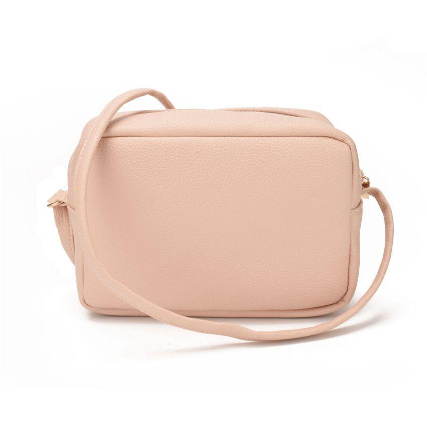 Famous Brand Design Small Square Flap Bag Mini Women Messenger ... 61376e9bad7db