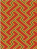 A Sample Interlocking Pattern Pattern Design Repeating Patterns