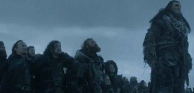 Jon Snow s05e09