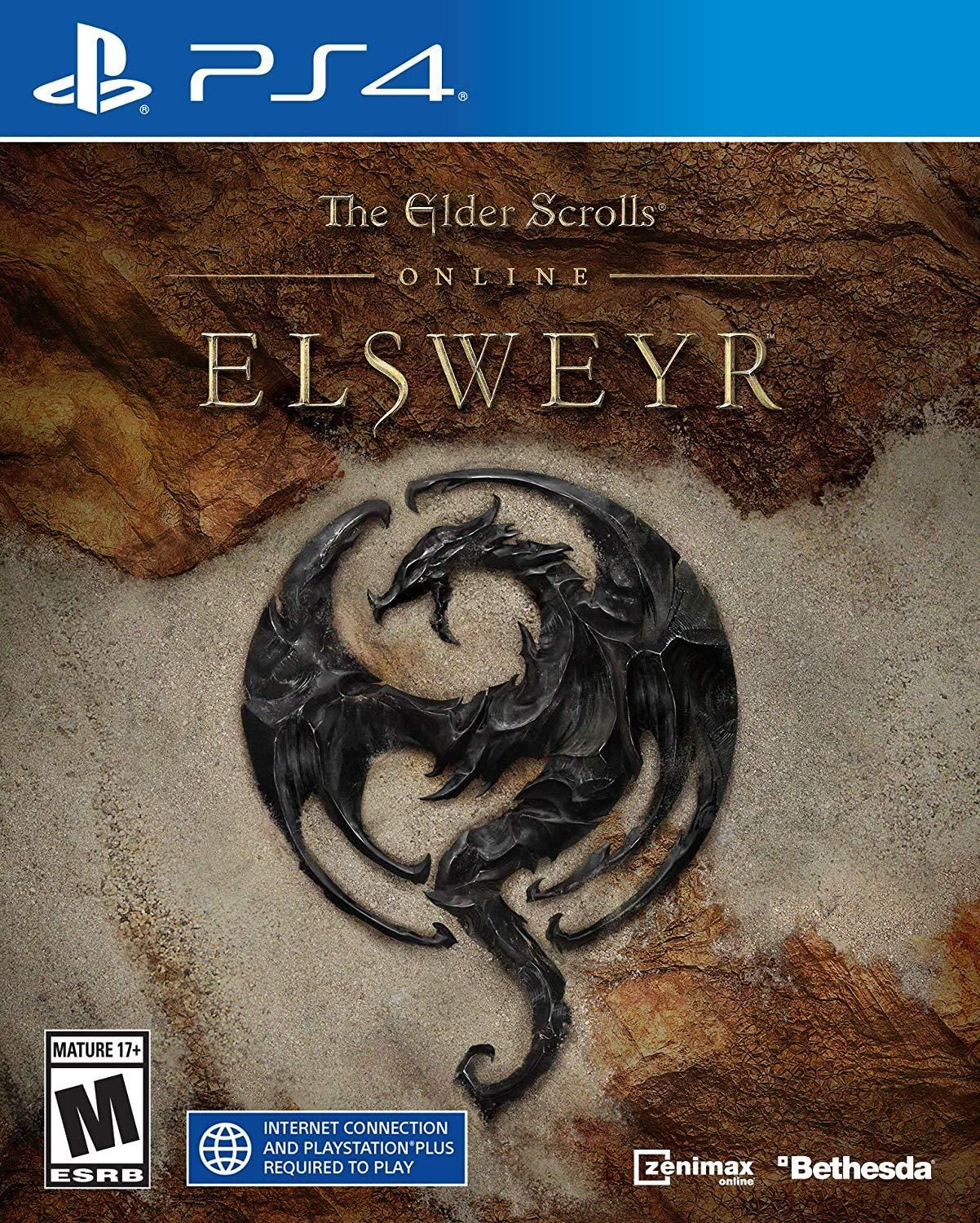 The Elder Scrolls Online Elsweyr Playstation 4 The Elder