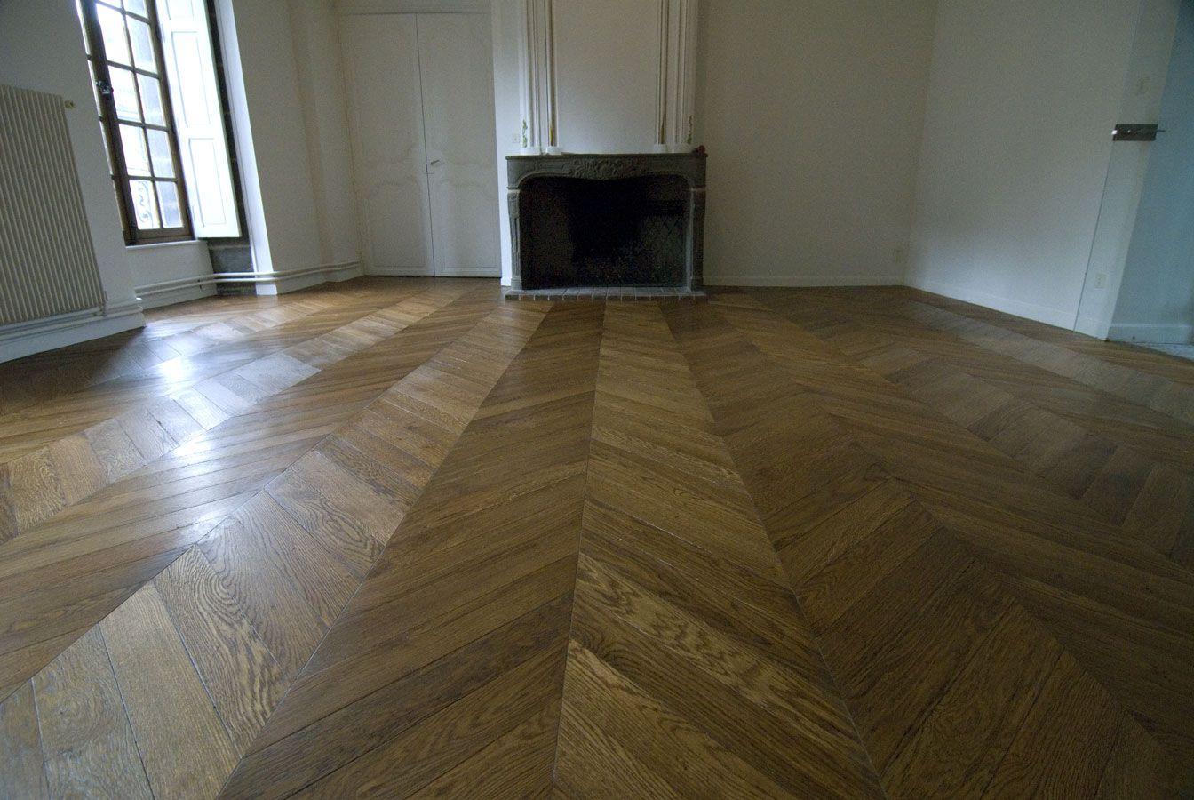 Aspect Ancien Des Lames De Parquet Floor Pinterest Parquet  # Plancher De Grange Ancien