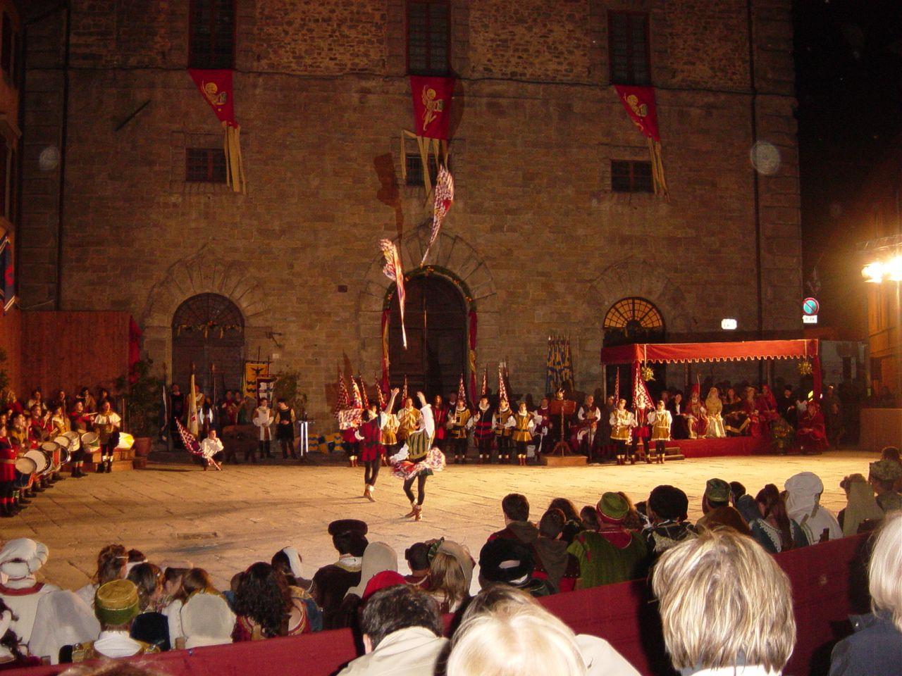 Cortona, Toscana, 2007.