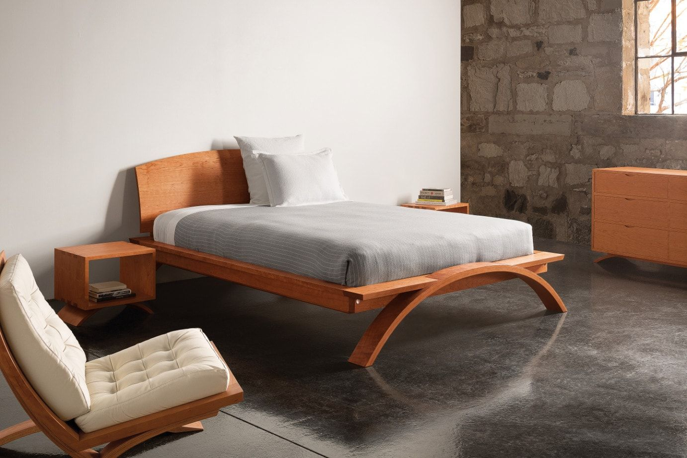 Taking Good Design Down To The Fundamentals The Vita Bed S  # Muebles Only Cali