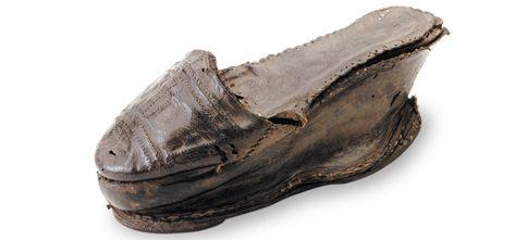 Pianelle in International Shoe Museum