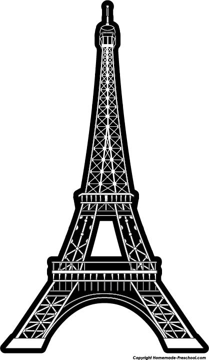 Fun And Free Clipart Molde Torre Eiffel Torre Eiffel Desenho Arquivos Para Imprimir Para Festa