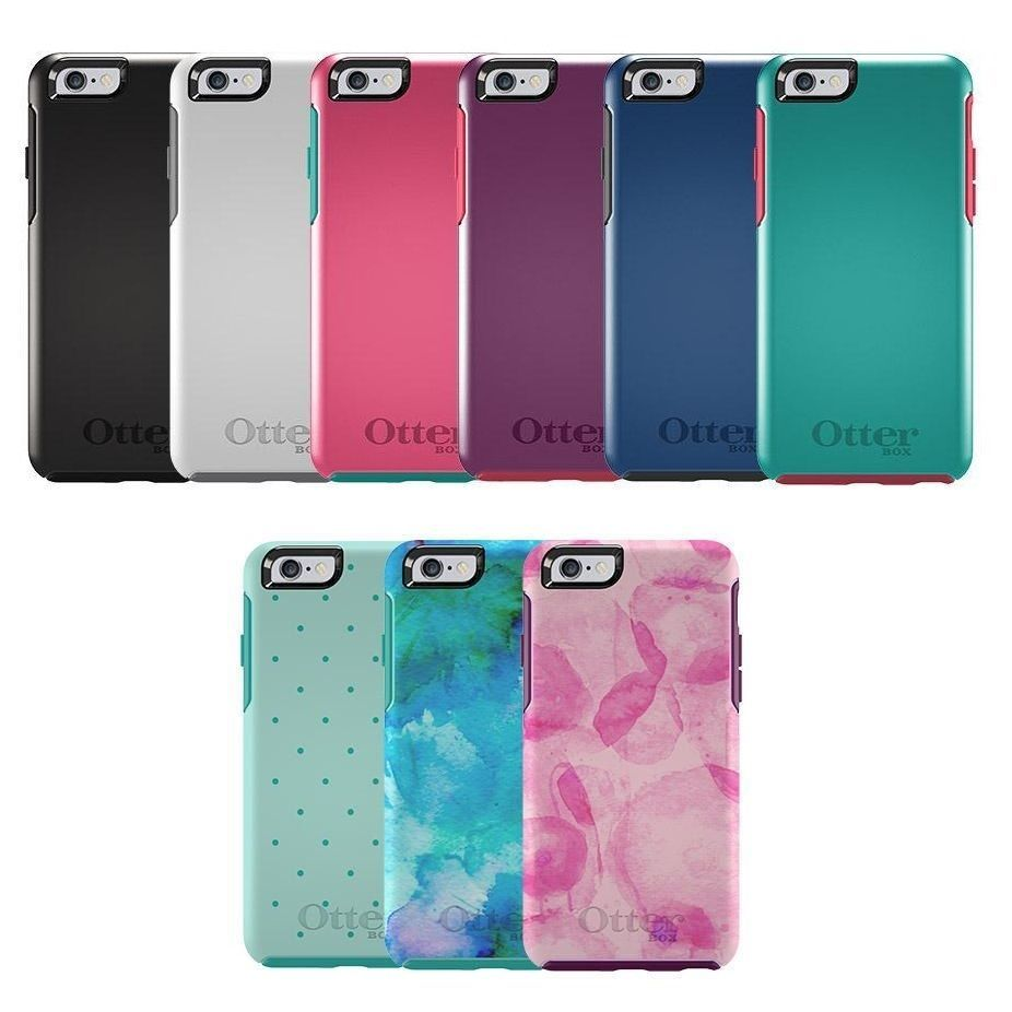 various colors f562d 54e71 Details about OtterBox Symmetry Series Case for Apple iPhone 6 Plus ...