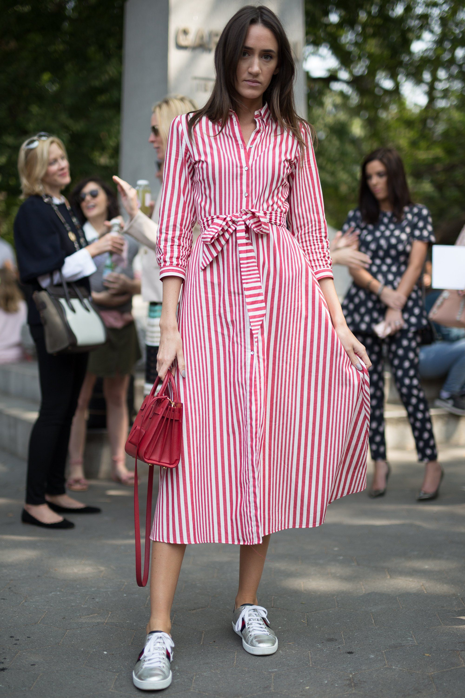 Select A Striped Summer Shirtdress Fashion Summer Skirts Shirt Dress Summer Fashion [ 3000 x 2000 Pixel ]