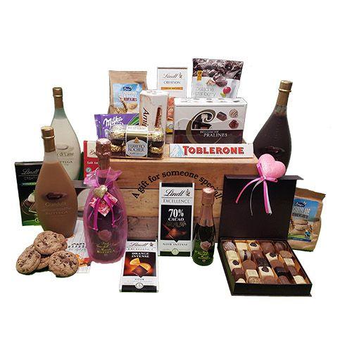 Quality Fruit Baskets Chocolade Cadeau 10 Cadeauartikelen