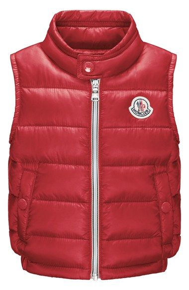 07d623314 Infant Boy s Moncler  Amaury  Quilted Down Vest