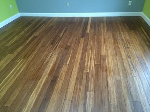 Refinishing Your Bamboo Floors Bamboo Flooring Cleaning