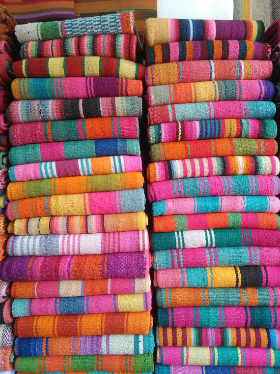 Frazadas Rugs Colorful Blankets You Choose Stoff
