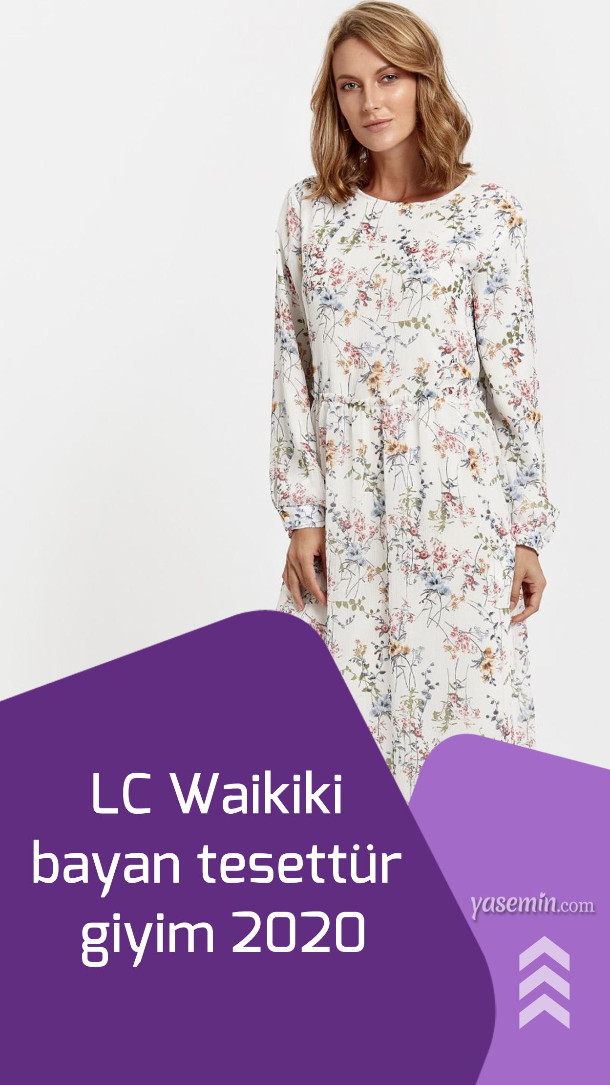 Lc Waikiki Bayan Tesettur Giyim 2020 2020 Giyim Moda Moda Stilleri