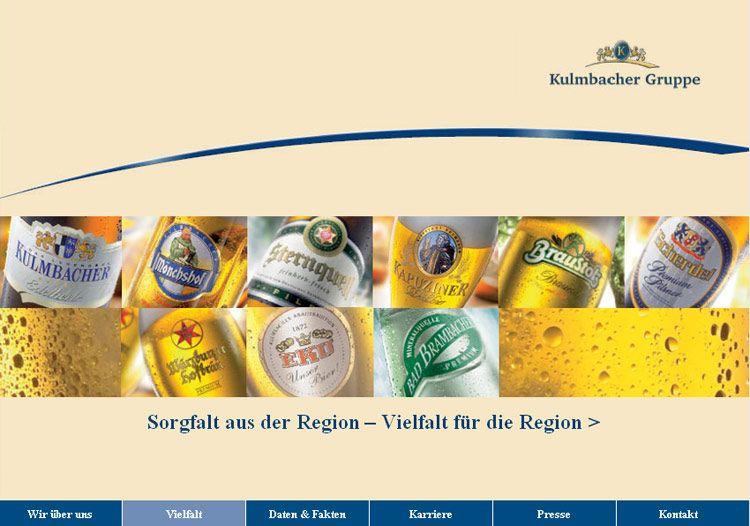 Kulmbacher Brauerei AG - Kulmbacher Gruppe