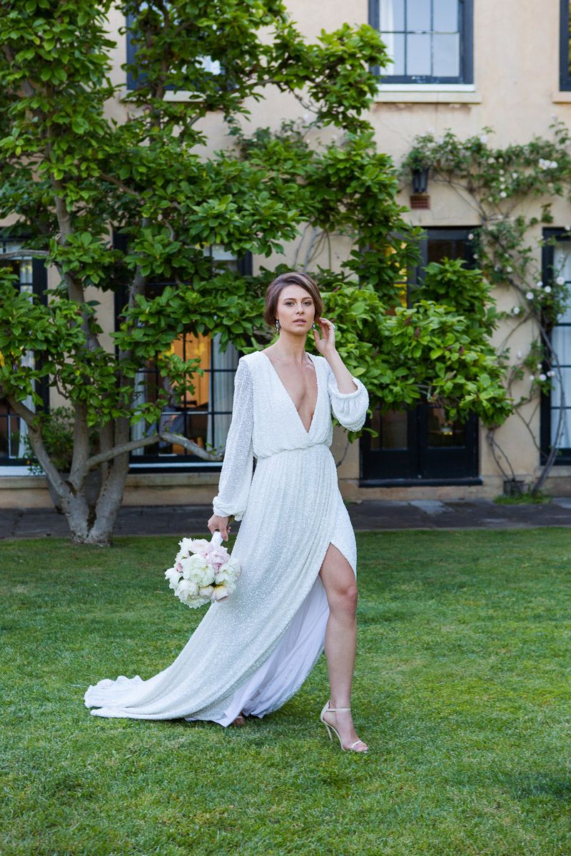 ONE DAY BRIDAL WILLOW GOWN | LENZO | Dress Dress Dress ...