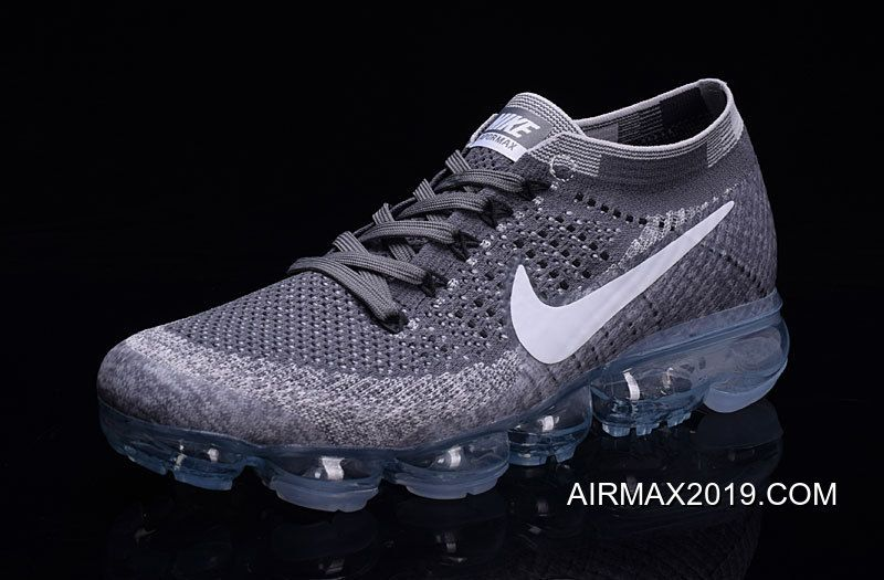 2019 Outlet Men Nike Air VaporMax 2018 Flyknit Running Shoes