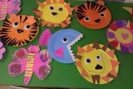 paper plate animals - Google Search & paper plate animals - Google Search   School stuff   Pinterest ...