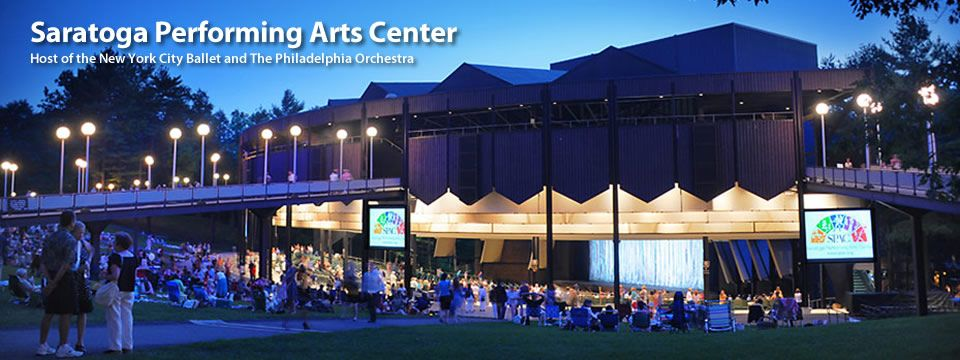 Spac Saratoga Performing Arts Center Is A Unique Concert