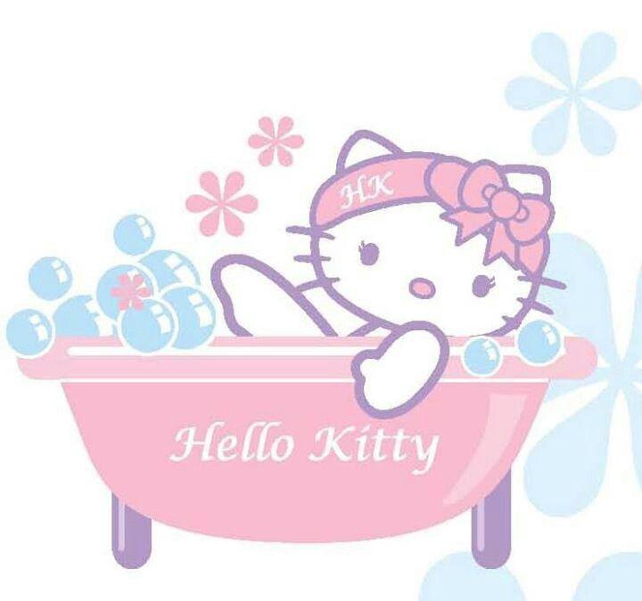 Shower kitty! | Cute Kitty | Pinterest