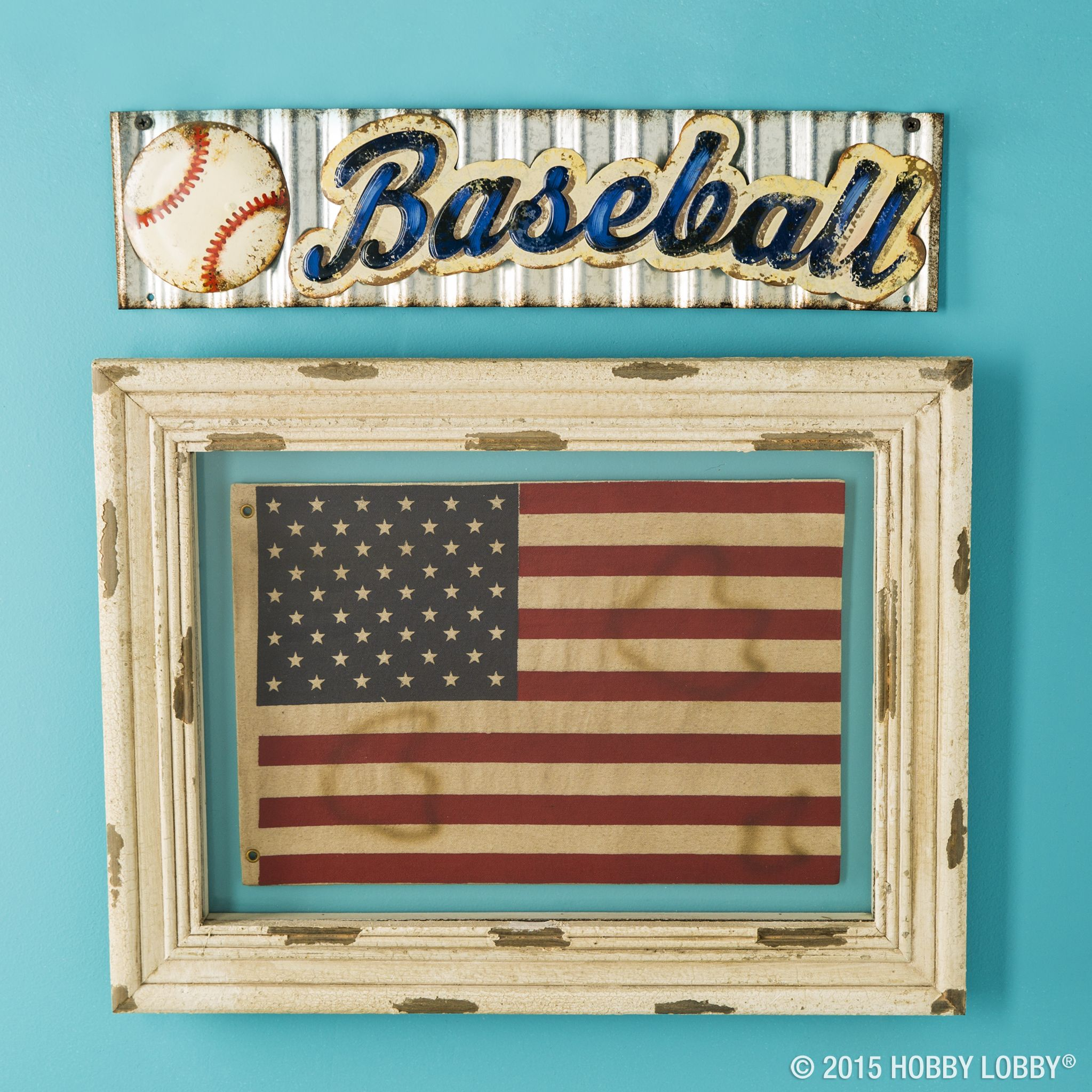 Show Your Love For America's Favorite Pastime With