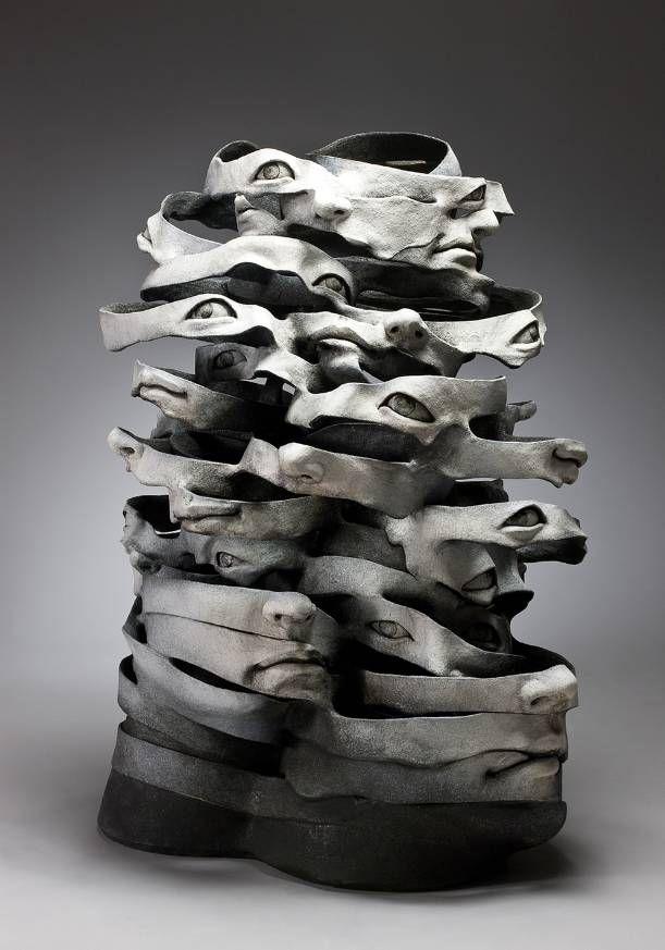 Hae Jin Lee Ceramic Sculpture Sculpture Ceramic Art