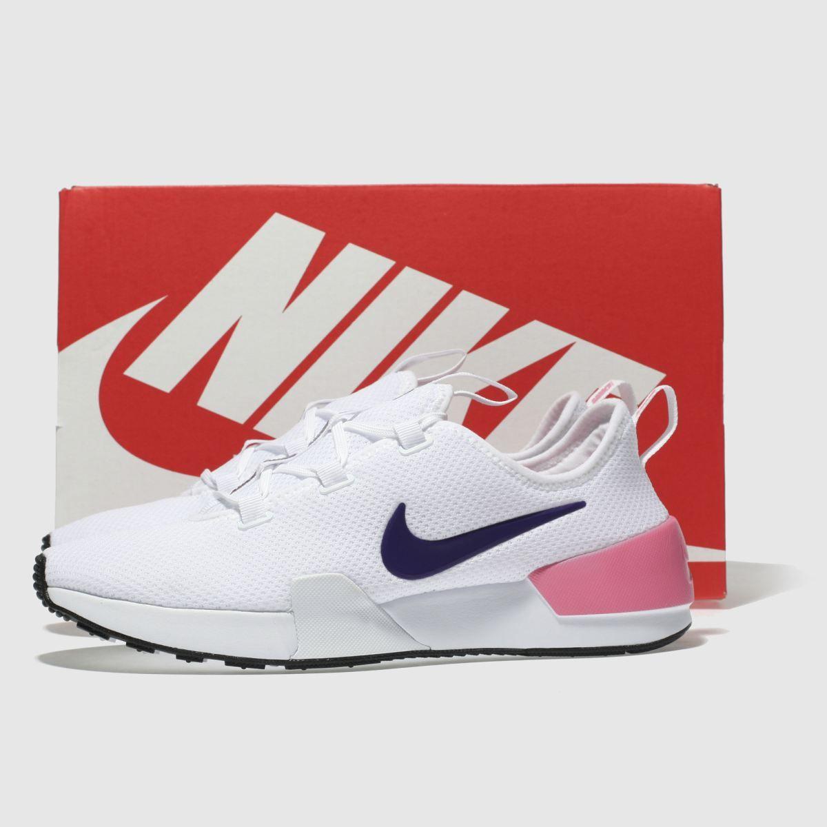 Nike ashin modern 4 | Womens nike trainers, Purple trainers