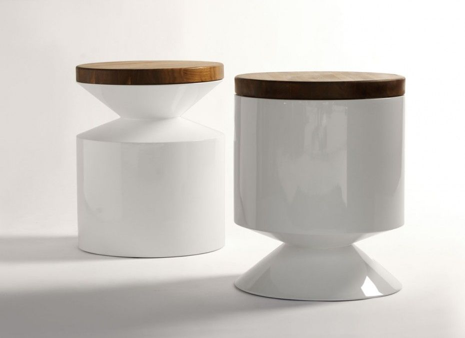 Griffin Stool Side Table Phase Design Reza Feiz
