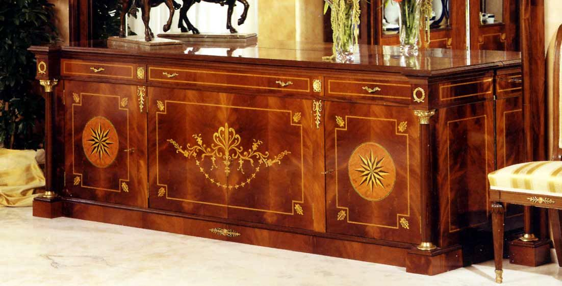 Empire Dining Room Furniture In Spanish Style  Top And Best New Dining Room Empire Review