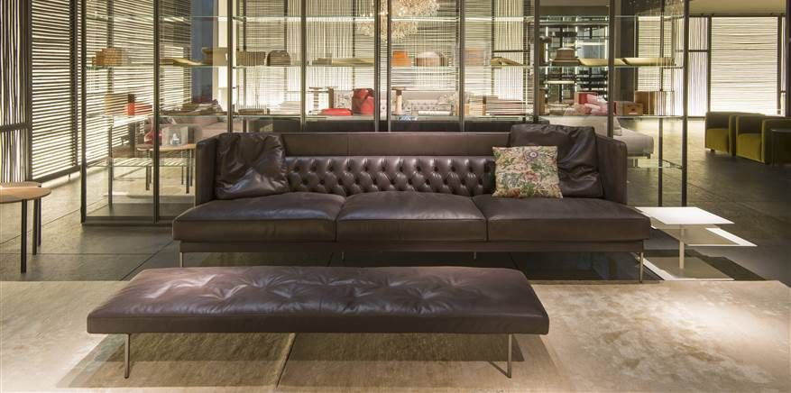 Lipp | Sofas | Products | Living Divani | Bench | Pinterest | Essen