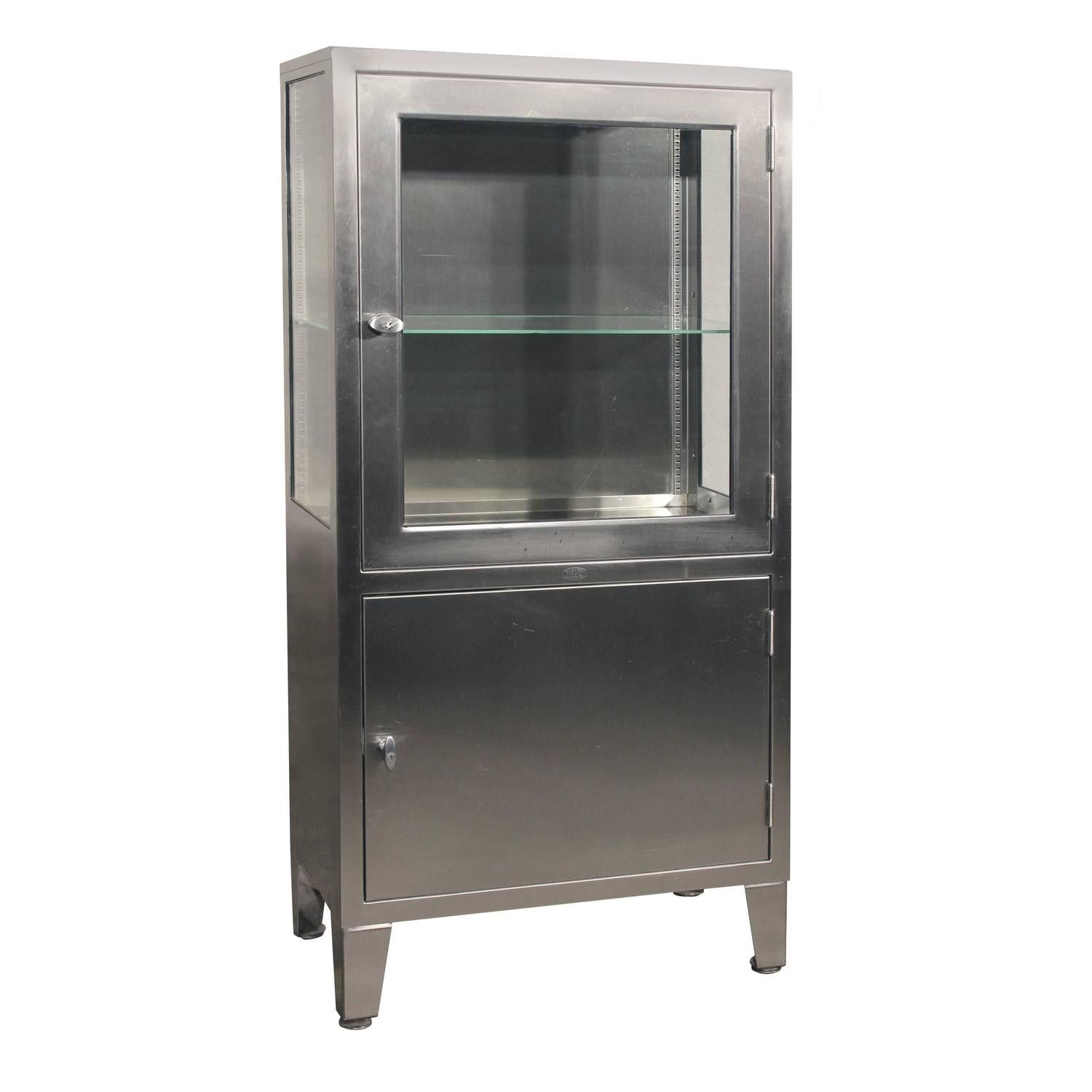 70 Stainless Steel Display Cabinet Kitchen Counter top Ideas