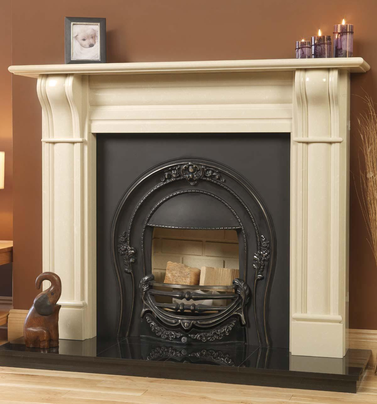Pin By Karla Reeves On Something Old Made New Faux Fireplace