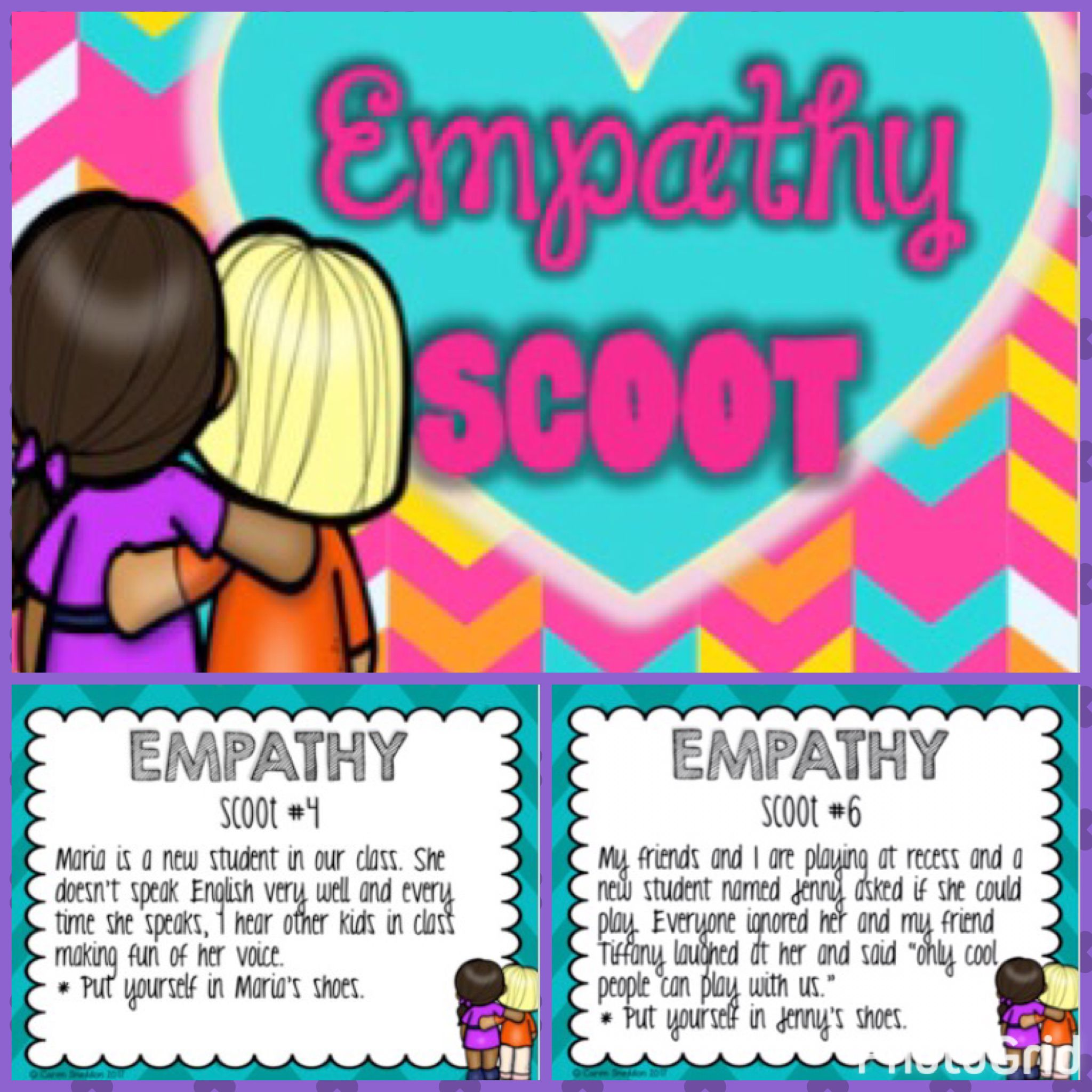 Empathy Scoot