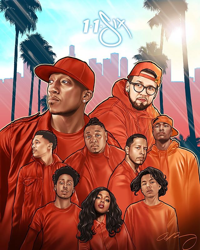 116 Clique Is Hitting The West Coast Soon If You Re A Fan Of The Music The Cause Go See The Show East Coas 116 Clique Christian Rappers Christian Artists