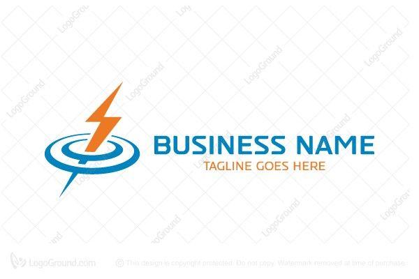 Plumbing Electrical Logo Plumbing Logo Flash Logo Logos