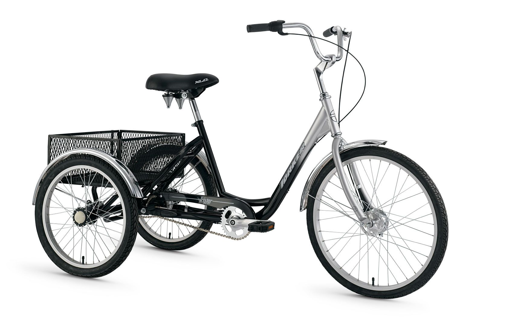 Tristar Hd This Is The Industrial Tricycle Beefed Up And Built Tough The Tristar Hd Is Constructed For Moving Tool Electric Tricycle Tricycle Tricycle Bike