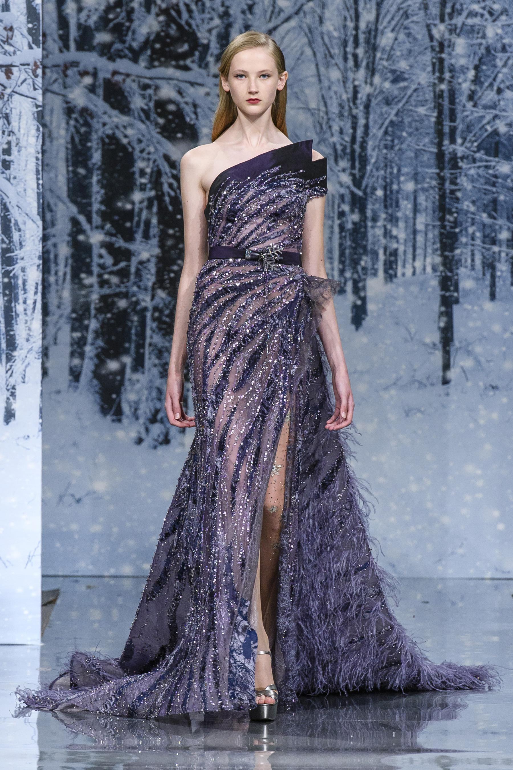 Défilé Ziad Nakad Automne-hiver 2017-2018 Haute couture | Vestiditos