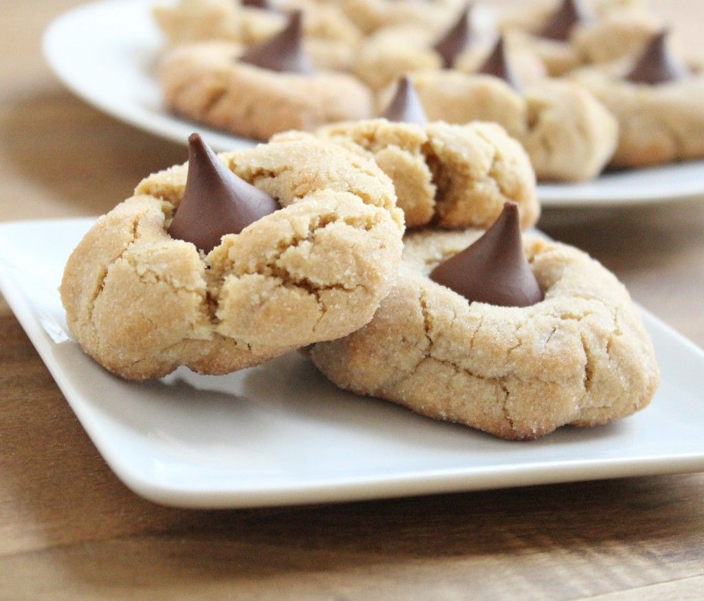 Peanut Blossom Cookies - The Salty Kitchen
