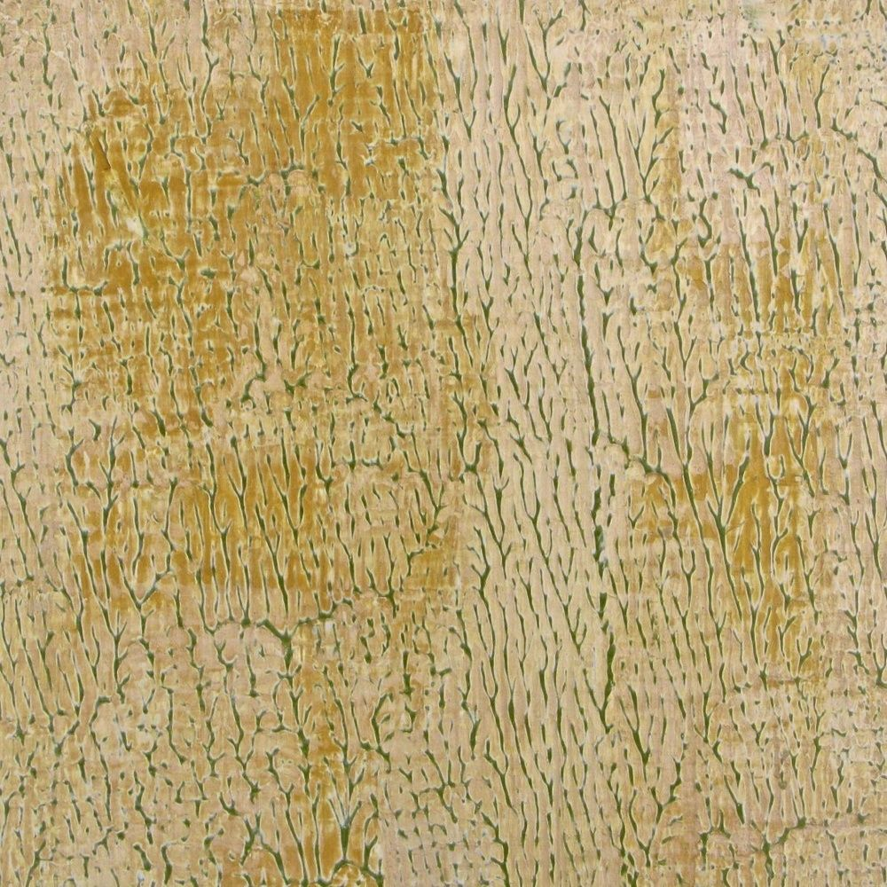 Sample of a textured snakeskin finish in a green Venetian Plaster ...