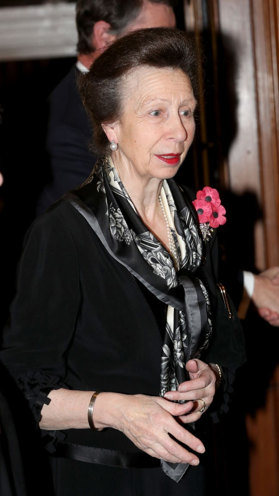 Princess Anne Talks Keeping Up With The Queen In Rare