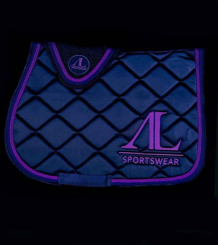 Bonnet Bleu Nuit, 4 Cordes Violet & Bleu Roi   Bleu nuit ...