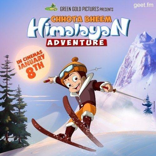 Chhota Bheem Himalayan Adventure (2016) [DVDrip] Download Free Movie