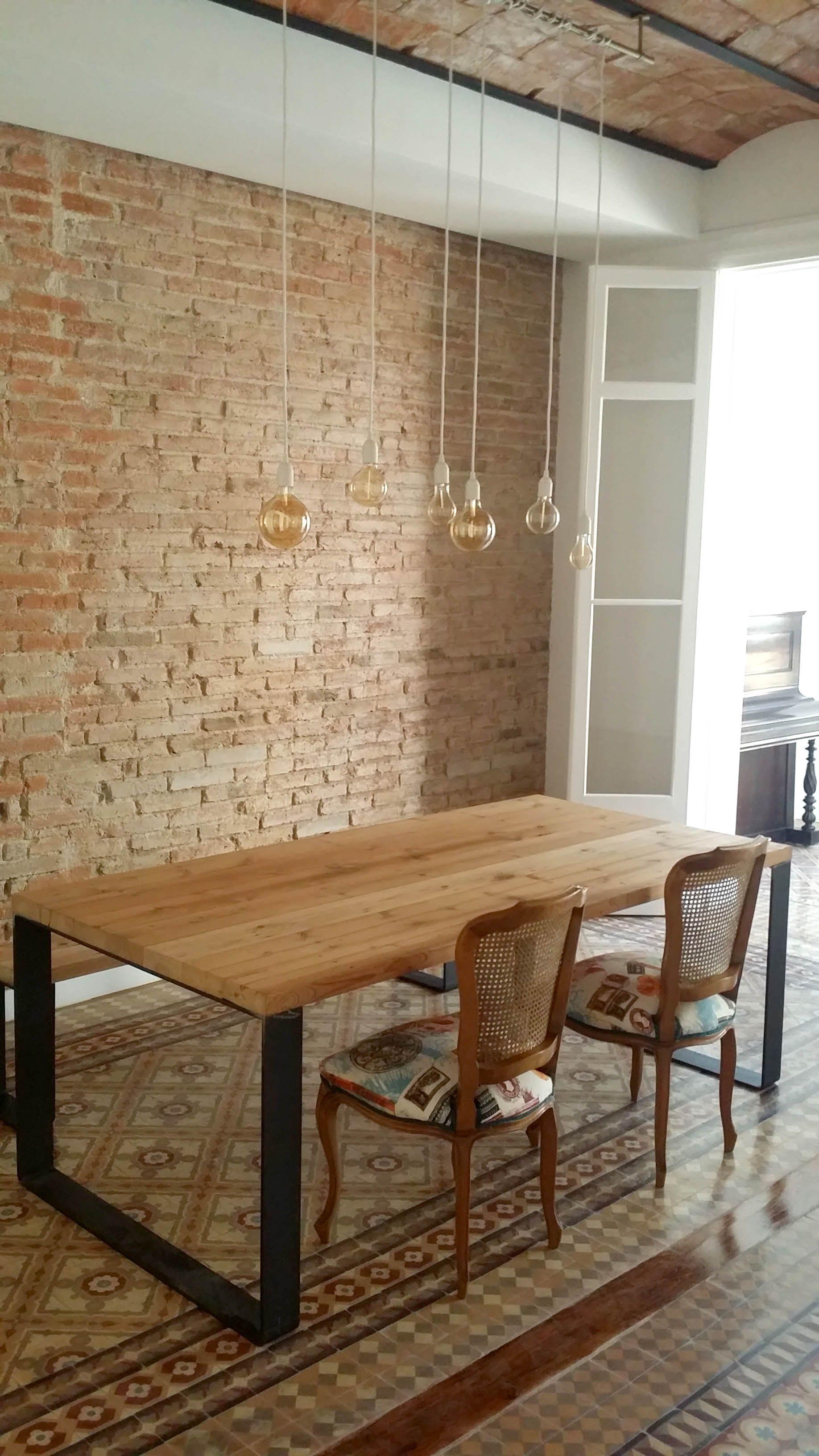 Muebles fabricados a mano con maderas: Pino de Flandes, Reciclada ...