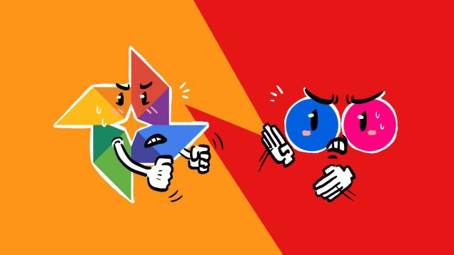 Lifehacker Faceoff: Google Photos vs. Flickr #socialMedia #Flickr #GooglePhotos