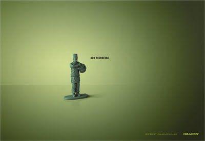 Recruitment Advertising Blog: PRINT - Creative #Recruitment Ad for ...