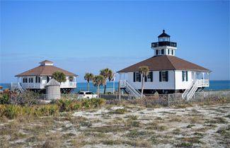 #Lighthouse on Gasparilla Island, #FL