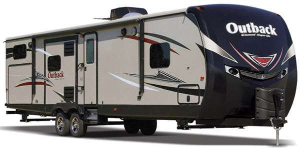 outback travel trailer motorhome love pinterest outback travel